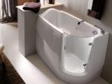 vasche da bagno con sportello